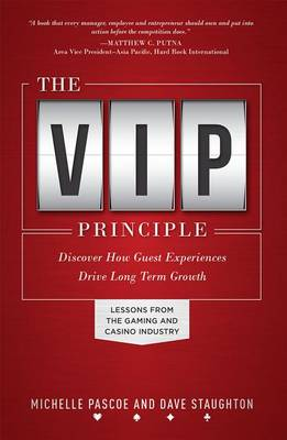 The VIP Principle by Michelle Pascoe
