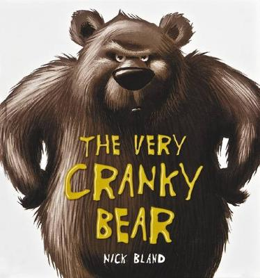 Very Cranky Bear Big Book by Nick Bland