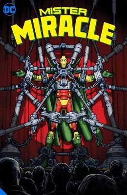 Mister Miracle: The Deluxe Edition by Tom King