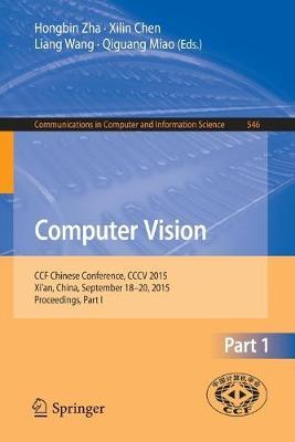 Computer Vision by Honbin Zha