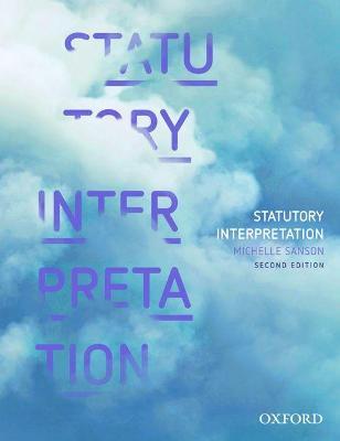 Statutory Interpretation by Michelle Sanson