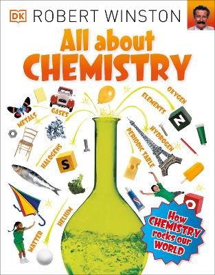 All About Chemistry book