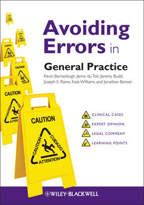 Avoiding Errors in General Practice by Kevin Barraclough