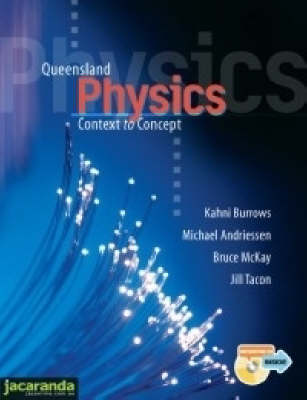 Queensland Physics Context to Concept & CD-ROM by Roy Burrows
