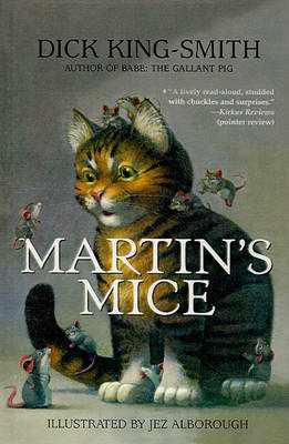 Martin's Mice by Dick King-Smith