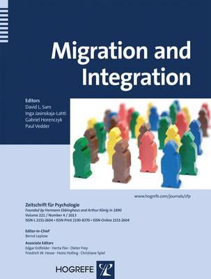Migration and Integration by David L. Sam