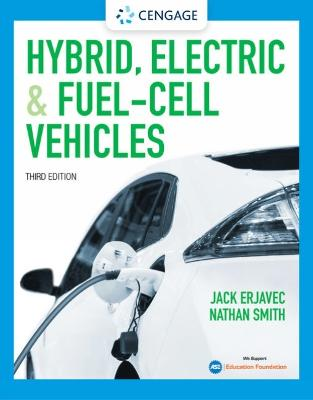 Hybrid, Electric and Fuel-Cell Vehicles by Jack Erjavec