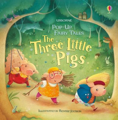 Pop-Up Three Little Pigs book