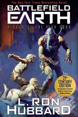 Battlefield Earth by L. Ron Hubbard