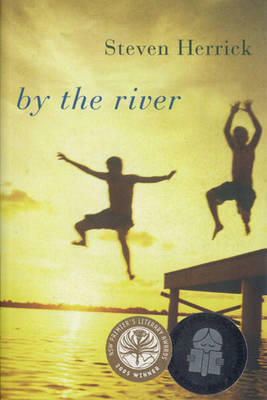 By the River book