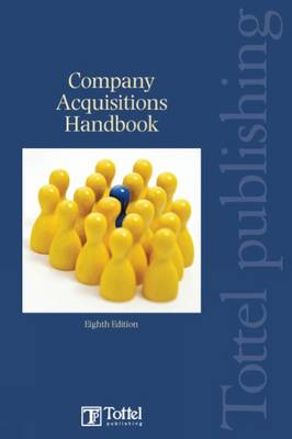 Company Acquisition Handbook: Company Law book