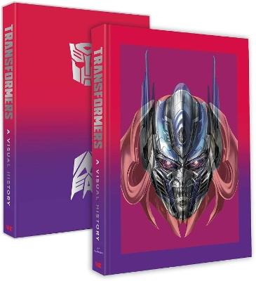 Transformers: A Visual History (Limited Edition) by Jim Sorenson