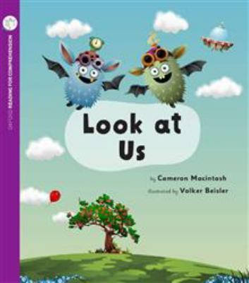Look at Us: Oxford Level 1+: Pack of 6 with Comprehension Card by Cameron Macintosh
