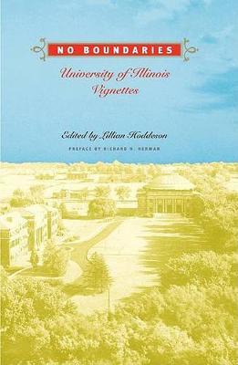 No Boundaries by Lillian Hoddeson