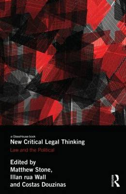 New Critical Legal Thinking book
