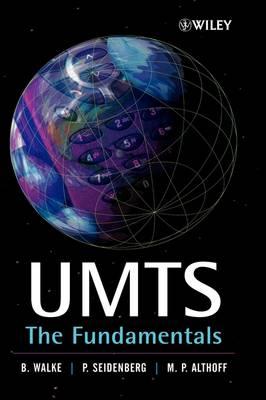Umts by Bernhard H. Walke