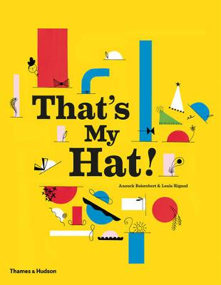 That's My Hat! book