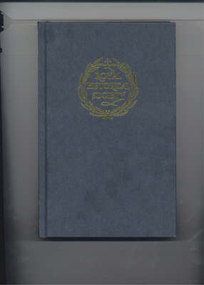 Transactions of the Royal Historical Society: Volume 16 book