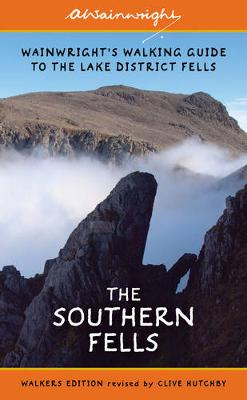 Wainwright's Illustrated Walking Guide to the Lake District Book  4: Southern Fells by Alfred Wainwright