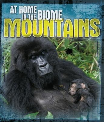 At Home in the Biome: Mountains by Louise Spilsbury