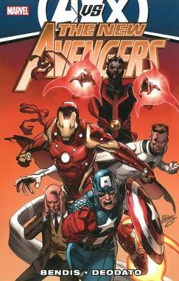 New Avengers New Avengers By Brian Michael Bendis - Volume 4 (avx) AVX Volume 4 by Brian Michael Bendis