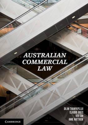 Australian Commercial Law by Dilan Thampapillai