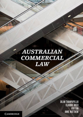 Australian Commercial Law by Dilan Thampapillai