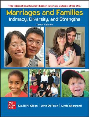 ISE Marriages and Families: Intimacy, Diversity, and Strengths book