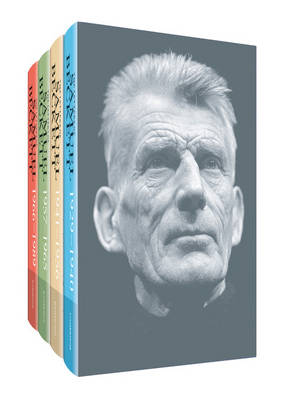 The Letters of Samuel Beckett 4 Volume Hardback Set by Samuel Beckett
