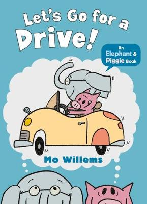 Let's Go for a Drive! book