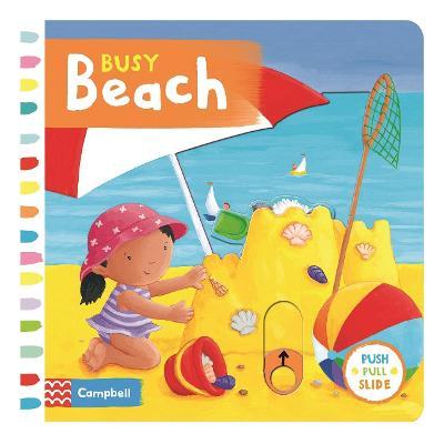 Busy Beach book