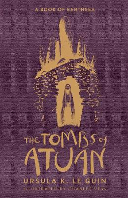 The Tombs of Atuan: The Second Book of Earthsea by Ursula K. Le Guin