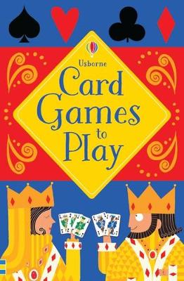 Card Games to Play book