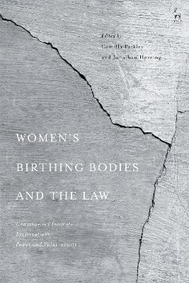 Women's Birthing Bodies and the Law: Unauthorised Intimate Examinations, Power and Vulnerability book