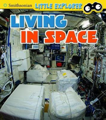 Living in Space by Kathryn Clay