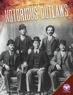 Notorious Outlaws book