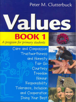Values  Bk. 1 by Peter Clutterbuck