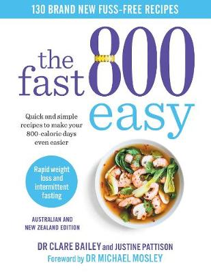 The Fast 800 Easy by Dr Dr Clare Bailey
