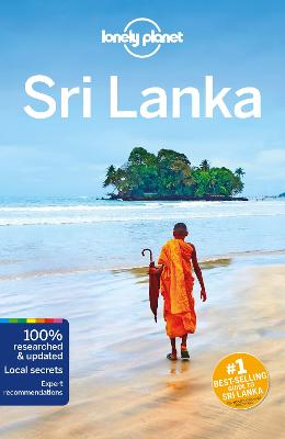 Lonely Planet Sri Lanka book