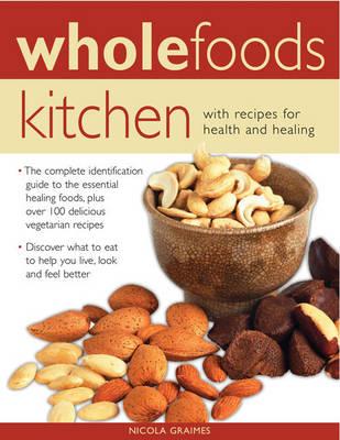 Wholefoods Kitchen book