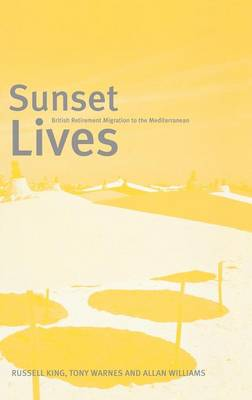 The Sunset Lives by Russell King