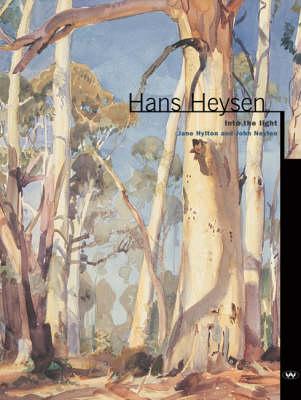 Hans Heysen by Jane Hylton