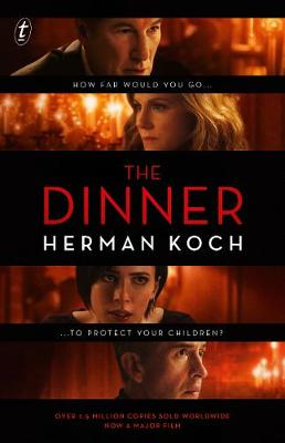 The Dinner: Film Tie-In by Herman Koch