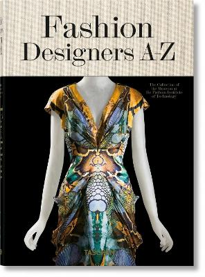 Fashion Designers A Z book