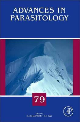 Advances in Parasitology  Volume 79 by David Rollinson