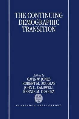 The Continuing Demographic Transition by G. W. Jones