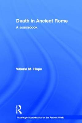 Death in Ancient Rome by Valerie Hope