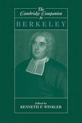 Cambridge Companion to Berkeley book