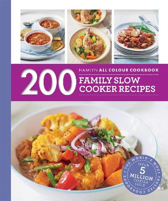 Hamlyn All Colour Cookery: 200 Family Slow Cooker Recipes by Sara Lewis