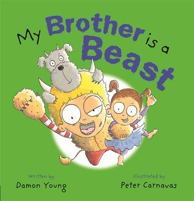 My Brother is a Beast by Damon Young